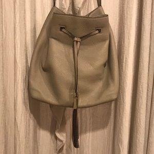 Kate Spade bucket bag with tassels